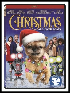 Christmas All Over Again From Lionsgate on DVD #Review