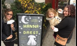 Hanna and The Moonlit Dress: The Theater at the 14th Street Y #Review #NYC