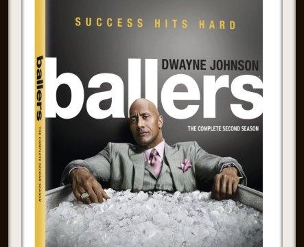 Dwayne Johnson: Ballers: Season Two on DVD/Blu-Ray #Giveaway