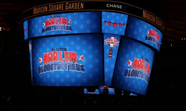 See the Harlem Globetrotters for a Fun Family Day #HarlemGlobetrotters