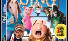 SING Movie Available on DVD and Blu-ray #SINGMovie #SINGAway #Giveaway