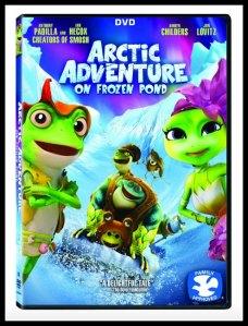 Arctic Adventure on Frozen Pond #Lionsgate #Review
