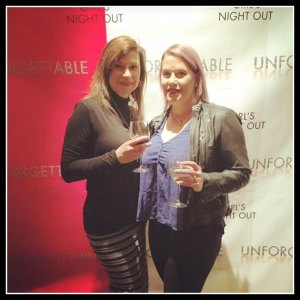 Unforgettable Movie Girls Night Out Screening #UnforgettableMovie #Review #Ad