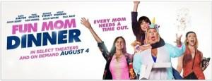 Talking Motherhood with Cast from Fun Mom Dinner #Ad #FunMomDinner