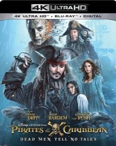 Pirates of the Caribbean: Dead Men Tell No Tales #Ad #Disney