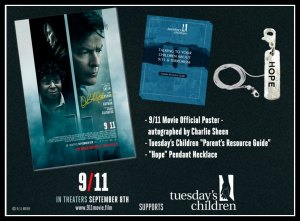 9/11 Film in Theaters September 8th #Remember911