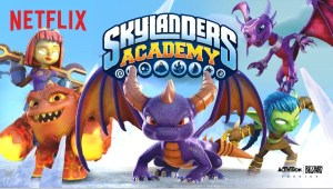 Netflix's Skylanders Academy Season 2 #Netflix #Ad