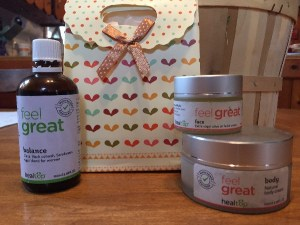 Healtop Natural Skin Care for Mom's Over 45 #Beauty #Review
