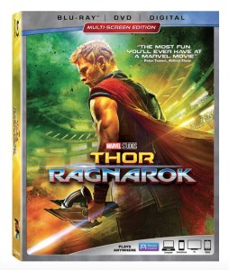 Thor: Ragnarok from Marvel Studios #Review