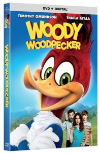 Woody Woodpecker on DVD #Review #Giveaway #AD
