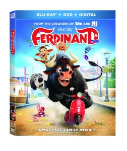 Ferdinand Available on Blu-ray and Digital #Ad #Ferdinand