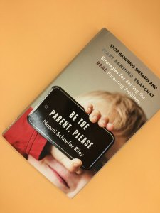 Be the Parent, Please by Naomi Schaefer Riley #BookReview