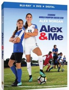 Alex & Me on Blu-ray #Ad #AlexandMe #AlexMorgan #Review #Giveaway