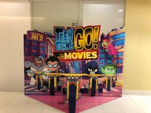 Teen Titans Go! To The Movies Now in Theaters! #TeenTitansGoMovie #Review
