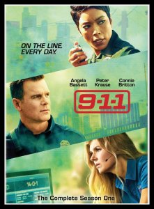 9-1-1 The Complete Season 1 Now on DVD #Review