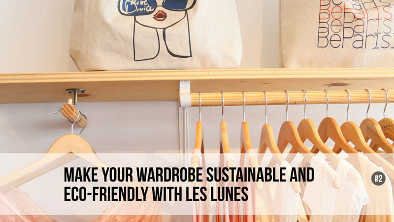 How Anna Lecat Is Building Les Lunes An Eco-Friendly Fashion Company