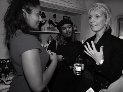 BEYOUROWN 3RD ANNIVERSARY X LUCY CHOI LONDON Event Highlights