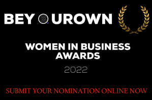 BEYOUROWN WOMEN IN BUSINESS AWARDS