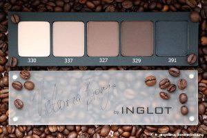 inglot for eye makeup