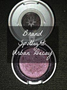 Brand Spotlight Urban Decay