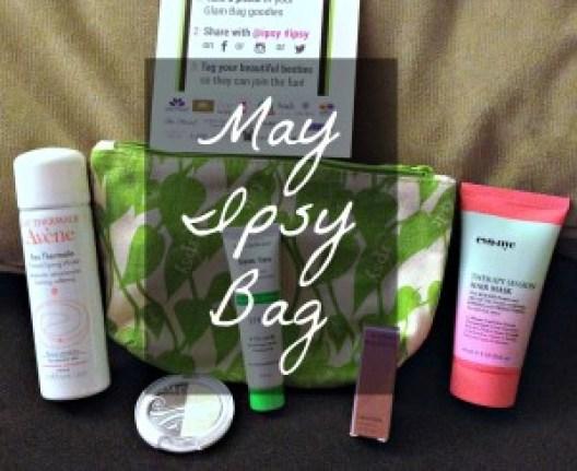 May Ipsy Bag