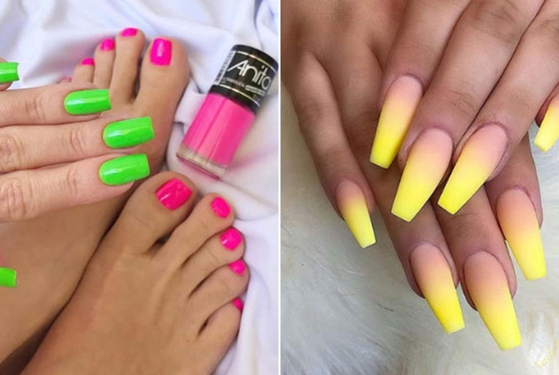 Why This Is The Sexiest And Easiest Nail Trend For Summer