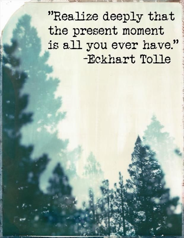 Quote Eckhart Tolle Being Present Beyoutiful Yoga