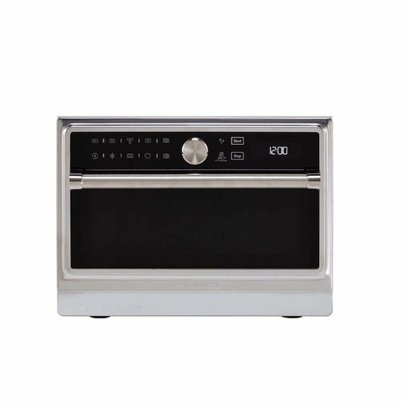 kitchenaid kmqfx33910 combination microwave oven 33l stainless steel