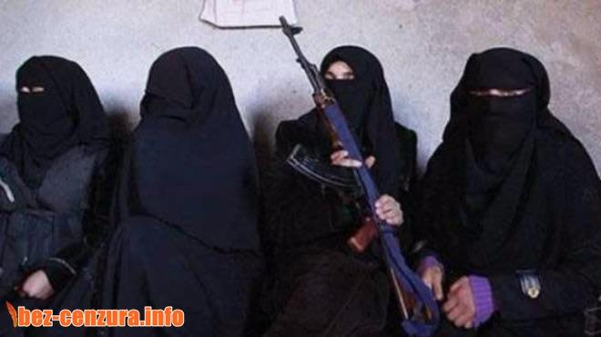 Заловиха опасни терористки - пътували към София