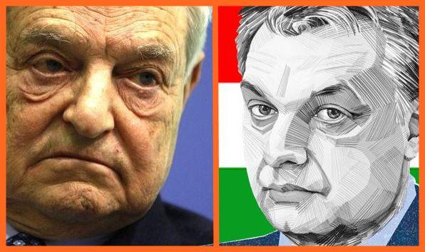 Виктор Орбан изгони Сорос от Унгария!