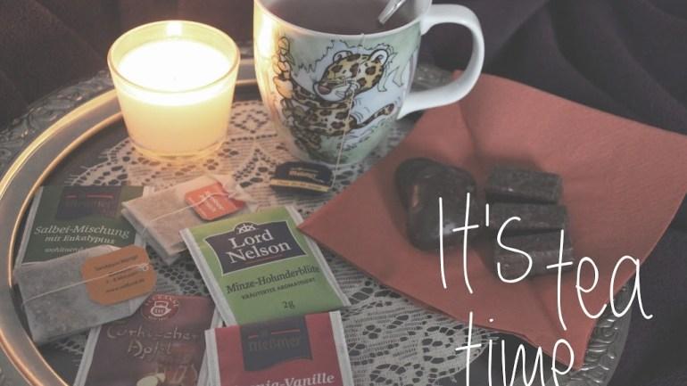 It's tea time: Meine Tee Favoriten