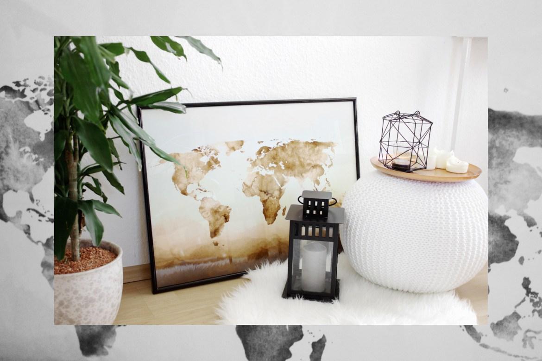 Bezaubernde Nana, bezauberndenana.de, Wandbilder für das Schlafzimmer, minimalistische Wandbilder, Interior, Dekoration, Wohnen, Posterlounge