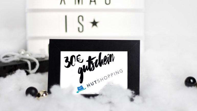 [Bezaubernde Weihnachten Gewinnspiel] 30€ Gutschein von Hutshopping