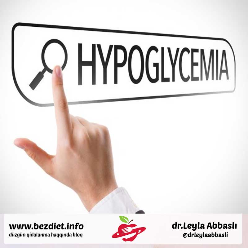 Гипогликемия / Hipoglikemiya
