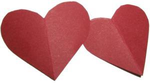 Valentinstag: Zwei oder mehr Herzen für die Liebe