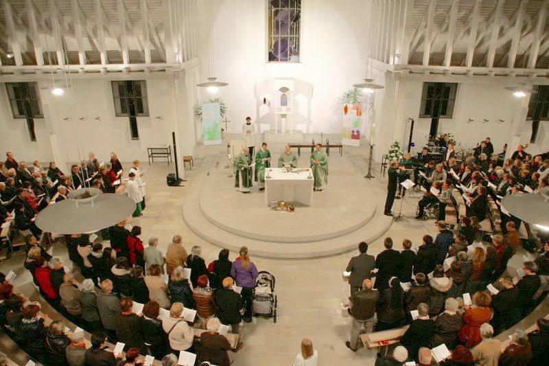 50 Jahre Ehe- Und Familienseelsorge: Gottesdienst Und Feier In Dillingen