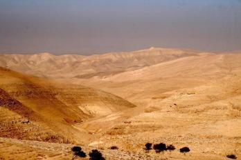 Die Jüdäische Wüste