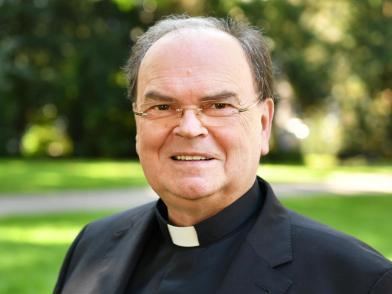 Ernannter Bischof Dr. Bertram Meier