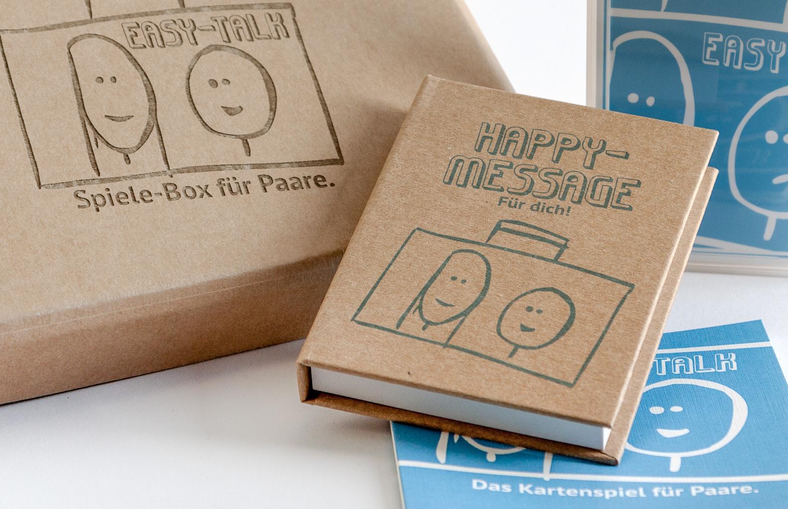 Spiele-Box für Paare