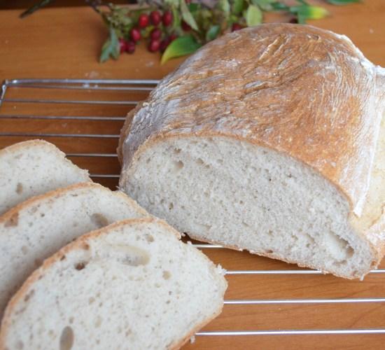 Chléb ošatkový Integrale