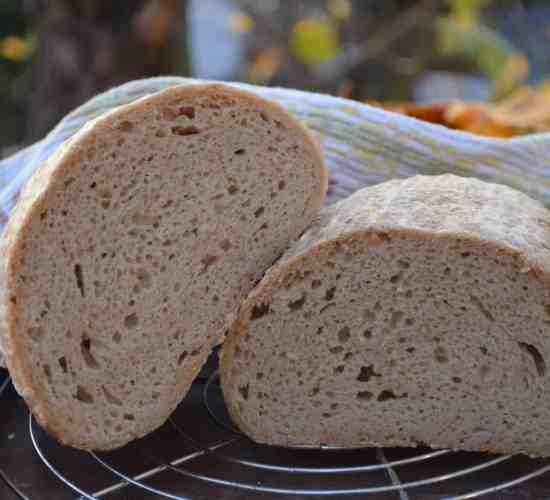 Kváskový chleba Doves Farm