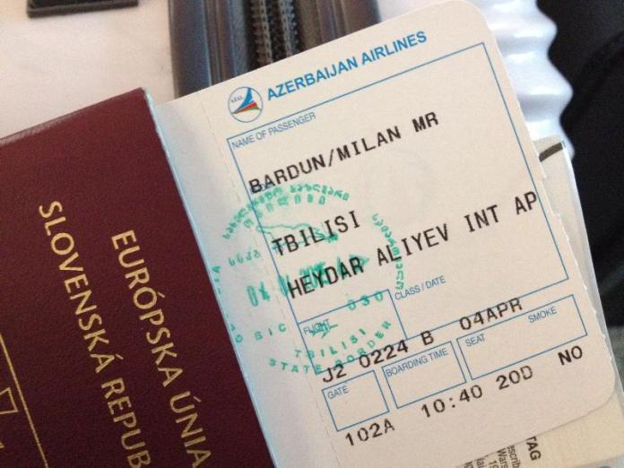 azerbaijan airlines review