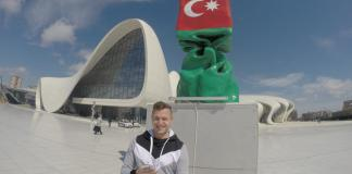 navsteva azerbajdzanu