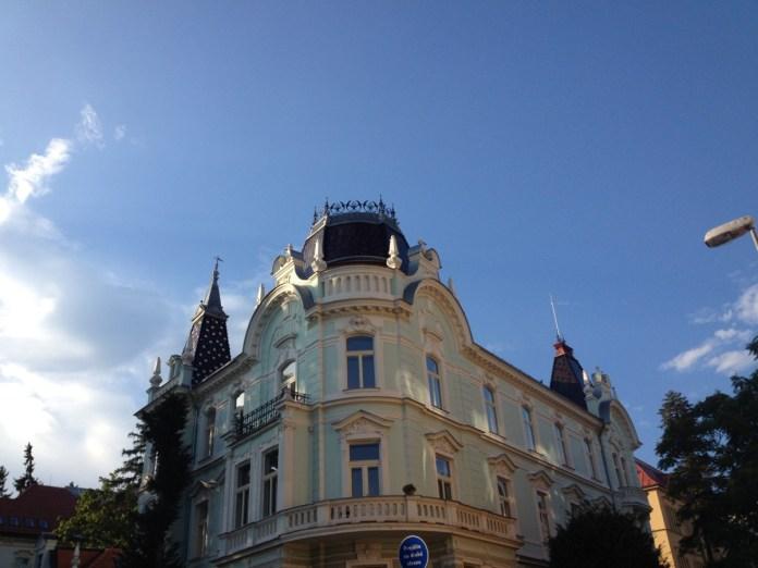 Úžasný dom v Starom Meste so super balkónom