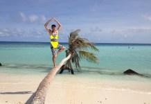 Bikiny pláž na Maafushi