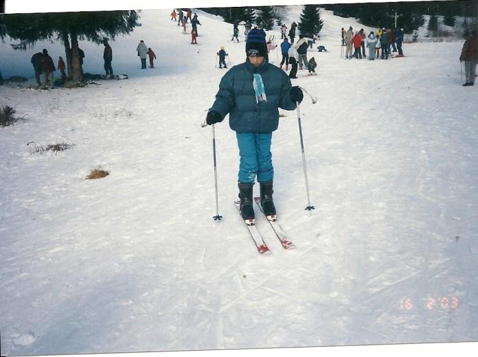 výber detských lyžiarok