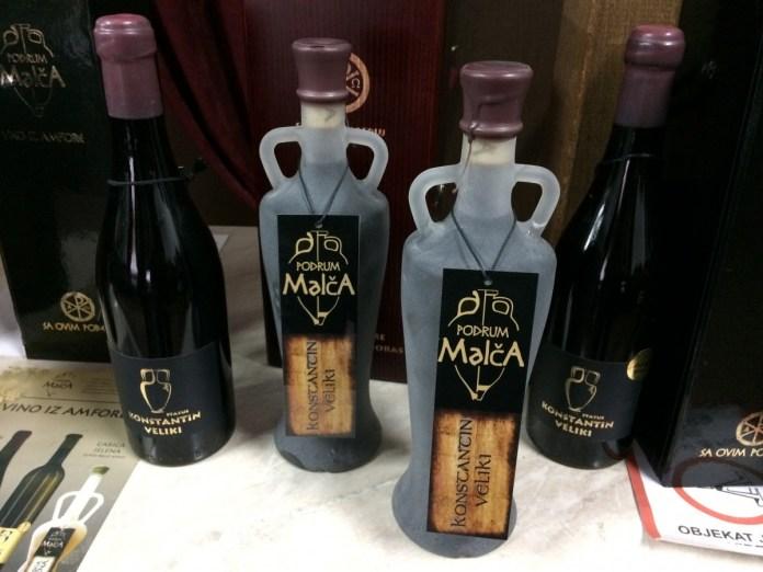 Wine tasting in Malča