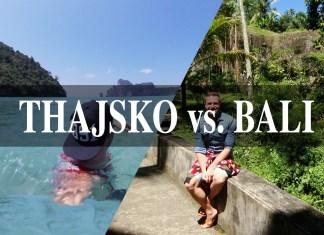 Thajsko alebo Bali