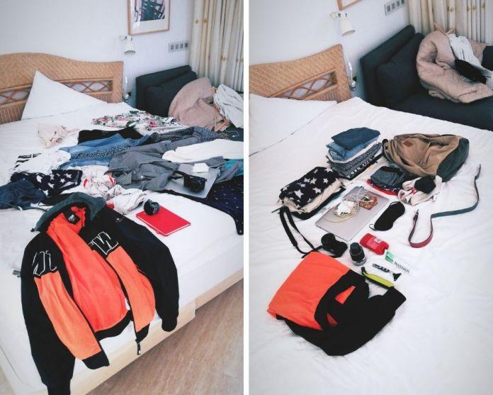 Ako sa zbaliť do malej príručnej batožiny bez pokuty? Takto to robím ja