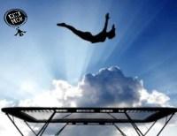 батут, прыжки на батуте, занятие на батуте, тренировка на батуте